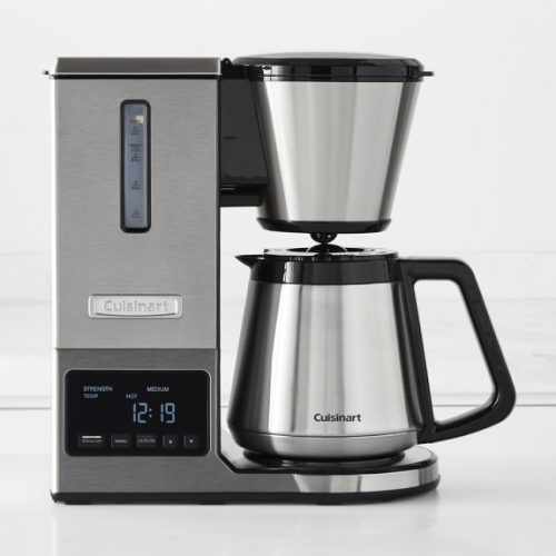best pour over coffee maker cuisinart cpo-850