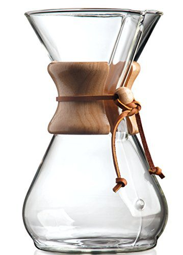 best pour over coffee maker chemex