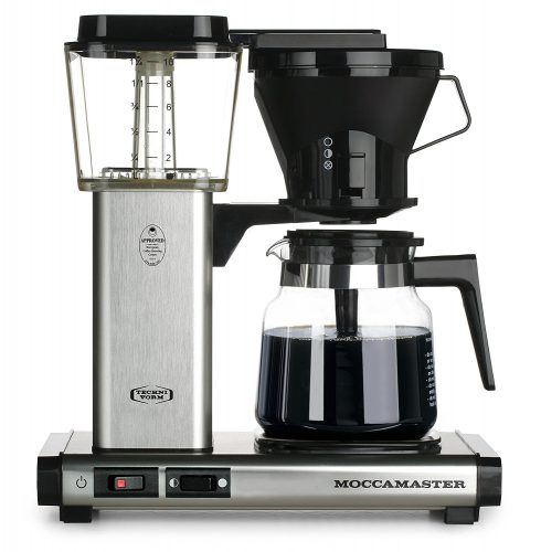 best pour over coffee maker technivorm moccamaster