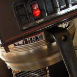 all stainless steel coffee maker plastic taste bunn