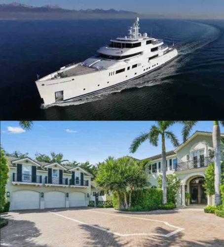 keurig history bob stiller yacht mansion