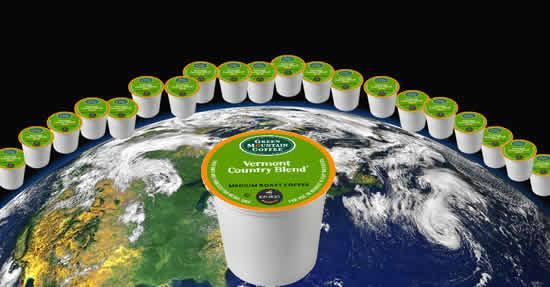 keurig history k-cups waste