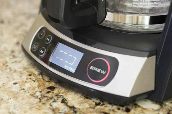 bunn heat n brew sca certified coffee maker